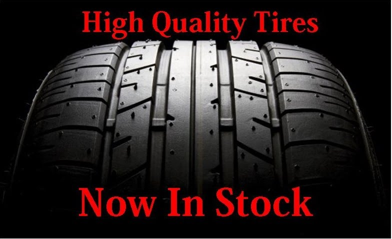 Quality Tires In Stock Now